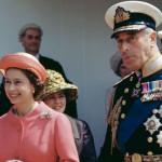 لارڈ مائونٹ بیٹن اور ملکہ برطانیہ ایلزبتھ دوئم کی ایک یاد گار فوٹو