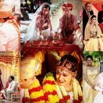 شادی ایک ایسی رسم ہے جس کو تمام مذاہب کے لوگ اپنی روایات اور ثقافت کو مدنظر رکھتے ہوئے انجام دیتے ہیں