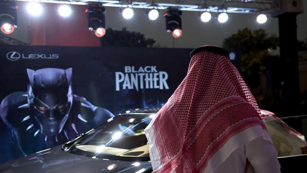 گزشتہ روز دارالحکومت الریاض میں پہلے سینما ہال کا افتتاح کر دیا گیا ہے