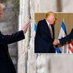 امریکی صدر ٹرمپ نے اسرائیلی وزیر اعظم نیتن یاہو سے ٹیلی فون پر رابطہ