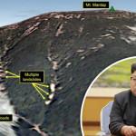 تجرباتی سائٹس پنگئی ری کو 5 گھنٹوں کے دوران دھماکوں سے تباہ کیا گیا