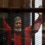 معزول مصری صدر  ڈاکٹر مرسی