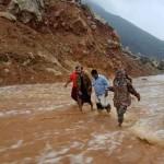 یمن کا جزیرہ Socotra  جمعرات کے روز سمندری طوفان Mekenu کی زد میں آ گیا ہے