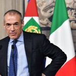 ماہر معاشیات کارلو کوٹریلی کو نگران وزیر اعظم نامزد