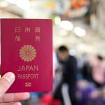 جاپانی شہری اپنے پاسپورٹ سے 189 ممالک میں بغیر ویزا سفر کر سکتے ہیں