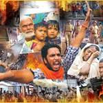 دو ہزار سترہ  میں 822 فرقہ وارانہ فسادات ہوئے جن میں 111 افراد ہلاک اور 2،384 زخمی ہوئے