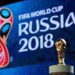 فٹبال ورلڈ کپ 2018 ء 14 جون تا 15 جولائی روس میں کھیلا جائے گا
