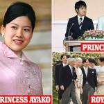 جاپانی شہزادی آیاکو نے عام شہری سے شادی کا اعلان