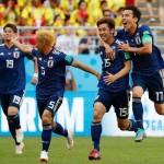 جاپان نے 2کولمبیا کو 2-1 سے ہرا دیا
