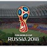 میگا ایونٹ 14 جون سے روس میں شروع ہو گا