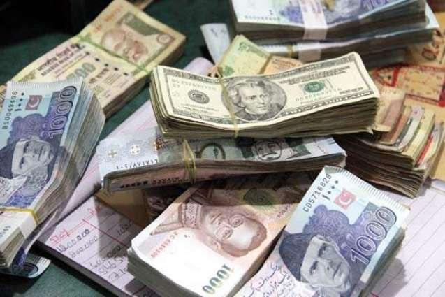 انٹر بینک مارکیٹ میں ڈالر کی قدر 115.62 اور 115.67 روپے