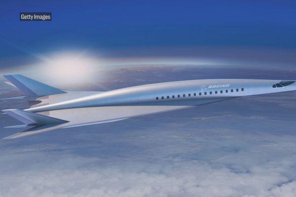 انتالیس سو میل فی گھنٹہ کی رفتار سے سفر کرنے والے ہائپر سونک طیارے کا منصوبہ