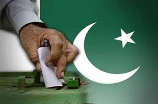 پاکستان میں جنرل الیکشن 2018 25 جون کو ہوں گے
