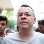 امریکی پادری اینڈریو براونسن گزشتہ 2 برسوں سے ترکی میں قید ہیں