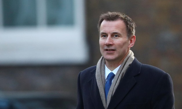 جیریمی ہنٹ برطانیہ کے نئے وزیر خارجہ مقرر