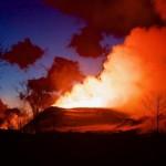 آتش فشاں کیلو امیگما گزشتہ دنوں دنیا بھر کی خبروں کا مرکز بنا رہا