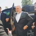 ایرانی وزیر خارجہ جواد ظریف  دو روزہ دورے پر پاکستان پہنچ گئے ہیں
