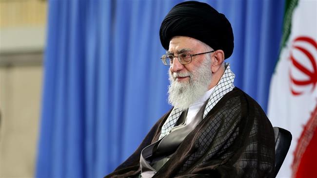 ایران کے رہبر اعلی آیت اللہ خامنہ ای