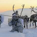 قطب شمالی میں روس نے فوجی تربیت اور مشقوں میں اضافہ کیا ہے