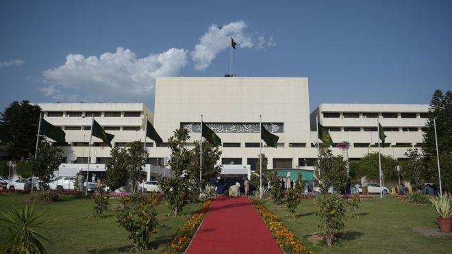 نئی قومی اسمبلی کا پہلا اجلاس 13 اگست کو طلب کر لیا گیا