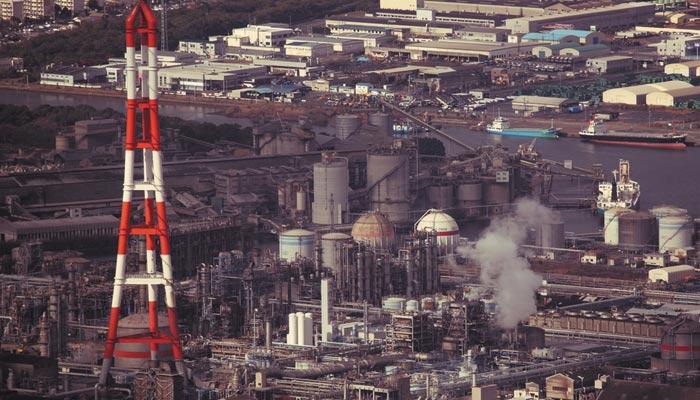 جاپان صنعتی لحاظ سے ایک انتہائی ترقی یافتہ ملک ہے
