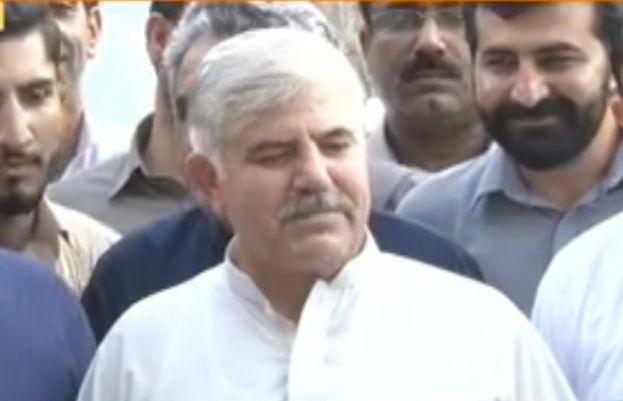 خیبر پختونخوا میں محمود خان وزیر اعلیٰ نامزد