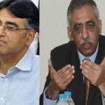 اسد عمر نے اپنے بھائی سابق گورنر سندھ محمد زبیر کے لئے مراعات کی سمری مسترد کر دی