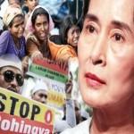 میانمار کی نوبیل یافتہ رہنما آنگ سانگ سوچی کینیڈا کی اعزازی شہریت حاصل کرنے والی چھٹی عالمی شخصیت تھیں