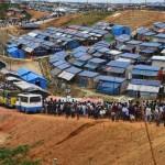 بنگلہ دیش سے روہنگیا پناہ گزینوں کی ایک غیر آباد بھاشن چار جزیرے پر منتقلی