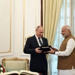 بھارت کا روس کے ساتھ پانچ ارب ڈالر کے ایس ۔400 ایئر ڈیفنس میزائل خریدنے کا معاہدہ