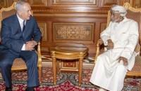 عمان سلطنت قابوس اور اسرائیلی وزیر اعظم نیتن یاہو