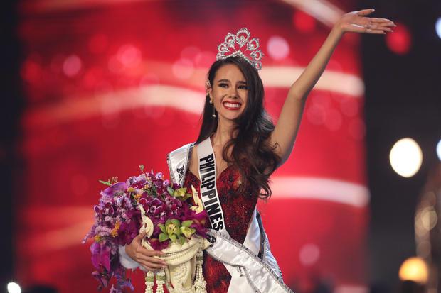 آسٹریلین نژاد فلپائن کی ماڈل و ٹی وی ہوسٹ کیتریونا گرے
