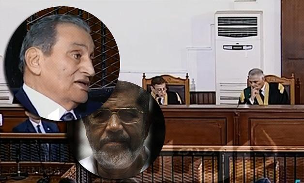 دو سابق مصری صدور حسنی مبارک اور محمد مرسی