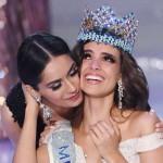 میکسیکو  کی 26 سالہ Vanessa Ponce de Leonنے مس ورلڈ 2018 کا تاج اپنے سر سجا لیا