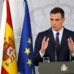 اسپین کے وزیر اعظم پیدرو سانچیز