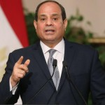 صدر عبد الفتاح السیسی