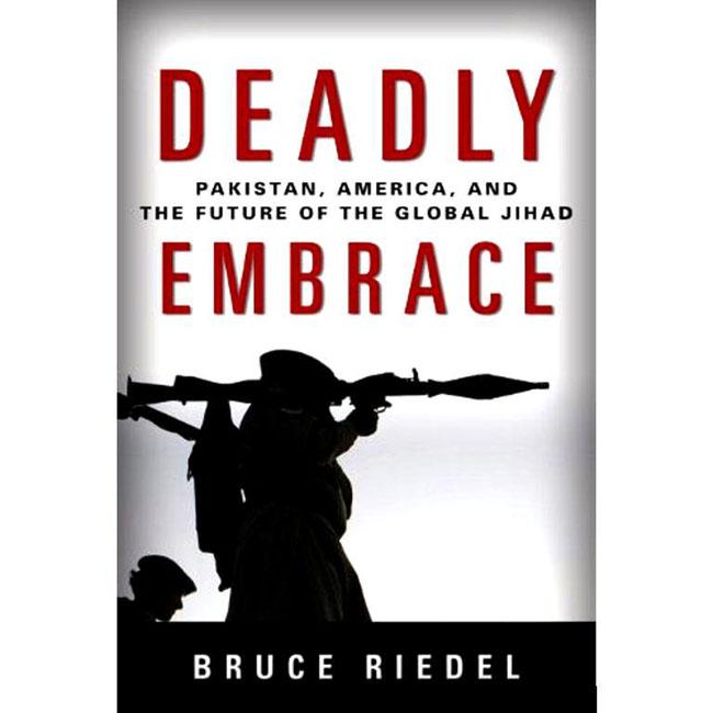 سابق امریکی صدر کے مشیر بروس ریڈل کی پاکستان اور افغانستان کے حوالے سے ان کی ایک کتاب ڈیڈلی ایمریس