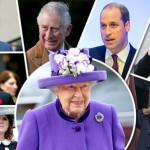 برطانوی شاہی خاندان کے مستقبل پر نظر ڈالتے چند دلچسپ حقائق۔ فوٹو: فائل