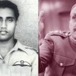 پاکستان ایئر فورس کے لیفٹیننٹ سیف الاعظم اور  بریگیڈیئر ضیا الحق