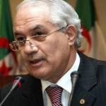 الجزائر کی دستوری کونسل کے سربراہ طیب بلعیز