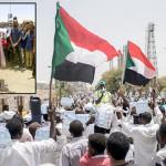 حزب اختلاف کی جانب سے فوجی حکومت پر دبائو بڑھانے کے لیے ریلیاں نکالی جا رہی ہیں