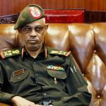 سوڈانی وزیر دفاع عوض بن عوف