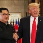 واضح رہے کہ اس سے پہلے شمالی کوریا کے سربراہ سے امریکی صدر ٹرمپ دو ملاقاتیں کر چکے ہیں