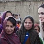 ہالی ووڈ اداکارہ اور اقوام متحدہ کی خصوصی سفیر برائے مہاجرین انجلینا جولی