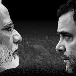 اگلے وزیر اعظم کے لیے نریندر مودی اور راہول گاندھی کے درمیان مقابلہ ہو گا فائل فوٹو: