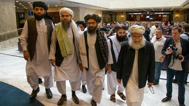 افغان پیس کانفرنس ، افغان حکومت اور طالبان کے درمیان کئی مذاکرات ہوئے لیکن کسی بھی نتیجے بغیر ختم ہوتے رہے