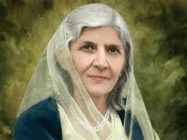 مادر ملت محترمہ فاطمہ جناح