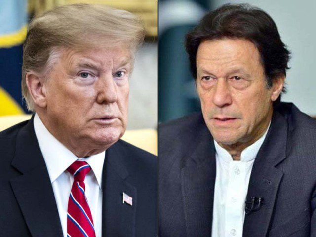 وزیر اعظم عمران اپنے دورے کے دوران 22 جولائی کو صدر ٹرمپ سے واشنگٹن میں ملاقات کریں گے