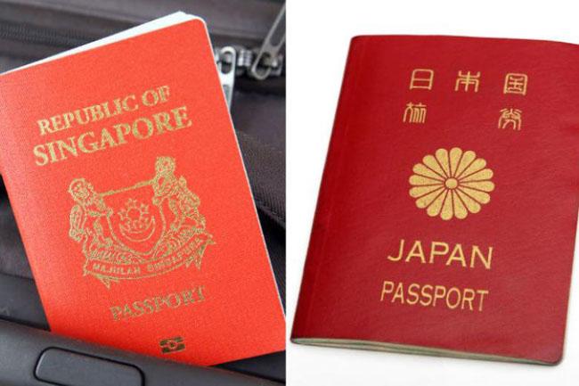 گزشتہ برس کی طرح اس سال بھی سنگاپور اول نمبر پر براجمان ہے جبکہ جاپان بھی اس کے ہمراہ اول نمبر ہے
