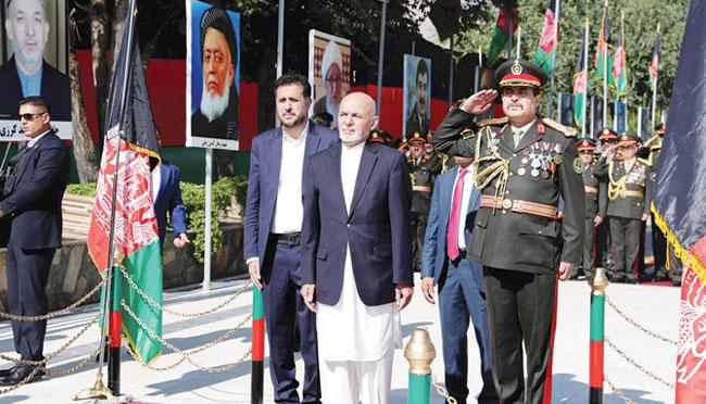 افغانستان کا 100 سالہ یومِ آزادی